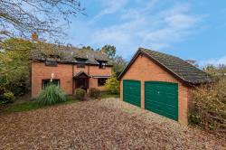 Detached House For Sale Honington Bury St Edmunds Suffolk IP31