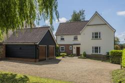 Detached House For Sale Drinkstone Bury St Edmunds Suffolk IP30