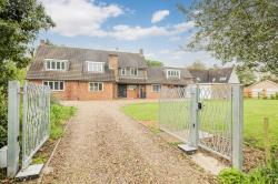 Detached House For Sale  Badwell Ash Suffolk IP31