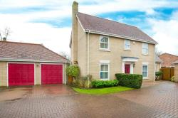 Detached House For Sale Wilburton Ely Cambridgeshire CB6