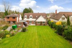 Detached House For Sale Cheveley Newmarket Cambridgeshire CB8