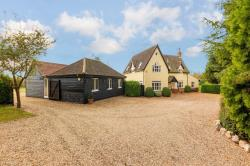 Detached House For Sale  Great Wratting Suffolk CB9