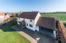 Detached House For Sale Great Oakley Harwich Essex CO12