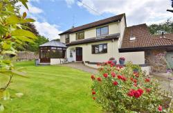 Detached House For Sale LLANVACHES Llanvaches Gwent NP26