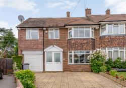 Semi Detached House For Sale Cockfosters Barnet Hertfordshire EN4