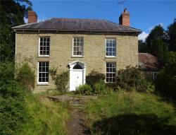 Detached House For Sale  Craven Arms Shropshire SY7
