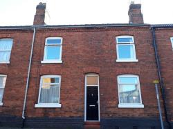 Terraced House For Sale  Crewe Cheshire CW2