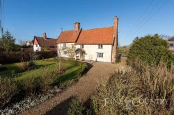 Detached House For Sale Brome Eye Suffolk IP23
