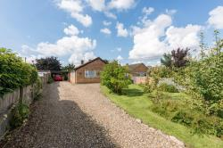 Detached Bungalow For Sale Hepworth Diss Norfolk IP22