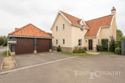 Detached House For Sale Oakley Diss Norfolk IP21