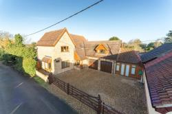 Detached House For Sale Methwold Hythe Thetford Norfolk IP26