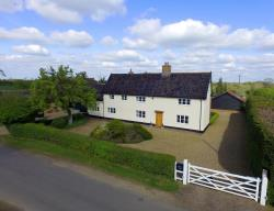 Detached House For Sale Great Moulton Norwich Norfolk NR15