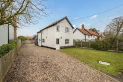 Detached House For Sale Stradbroke Eye Norfolk IP21