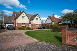 Detached House For Sale  Bressingham Norfolk IP22