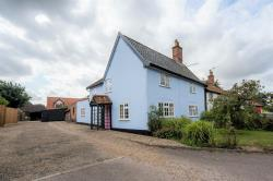 Detached House For Sale  Stradbroke Norfolk IP21