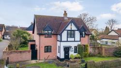 Detached House For Sale  Fressingfield Norfolk IP21