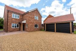 Detached House For Sale  Tibenham Norfolk NR16