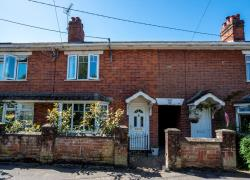 Terraced House For Sale  Hoxne Norfolk IP21