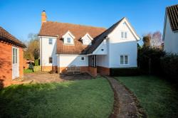 Detached House For Sale  Shelfanger Norfolk IP22