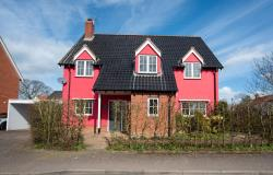 Detached House For Sale  Yaxley Suffolk IP23