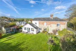 Detached House For Sale Nr Piddletrenthide  Dorset DT2