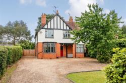 Detached House For Sale Fernhill Heath Worcester Worcestershire WR3
