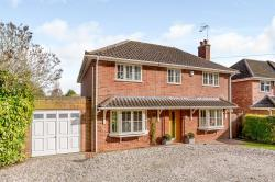 Detached House For Sale Silverdale Avenue Worcester Worcestershire WR5