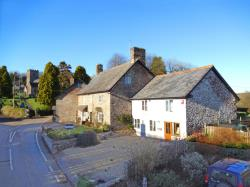 Semi Detached House For Sale Brompton Regis Dulverton Somerset TA22