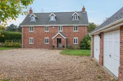 Detached House For Sale North Elmham Dereham Norfolk NR20