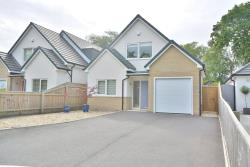 Detached House For Sale West Parley Ferndown Dorset BH22