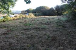 Land For Sale Parrog road Newport Pembrokeshire SA42