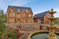 Detached House For Sale Nr Usk  Monmouthshire NP15