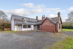 Detached House For Sale Near Usk  Monmouthshire NP15
