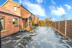 Detached House For Sale Lincolnshire brigg Lincolnshire DN38