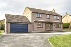 Detached House For Sale North Lincolnshire Brigg Lincolnshire DN20