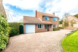 Detached House For Sale North Lincs Horkstow Lincolnshire DN18