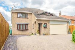 Detached House For Sale North Kelsey Market Rasen Lincolnshire LN7