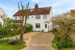 Semi Detached House For Sale Pirton Hitchin Hertfordshire SG5