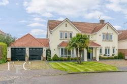 Detached House For Sale  Goffs Oak Hertfordshire EN7