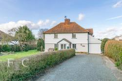 Detached House For Sale  Bumbles Green Essex EN9