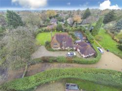 Detached House For Sale Fryerning Ingatestone Essex CM4