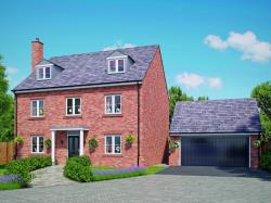Detached House For Sale Davenham Northwich Cheshire CW9