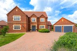Detached House For Sale Welbourn Lincoln Lincolnshire LN5