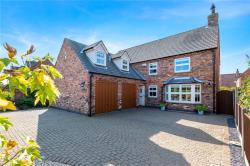 Detached House For Sale Lincolnshire Lincoln Lincolnshire LN5