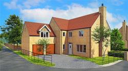 Detached House For Sale Lincolnshire  Lincolnshire LN5