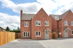 Detached House For Sale Lutterworth Road Burbage Leicestershire LE10