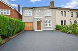 Semi Detached House For Sale Essex  Essex IG7