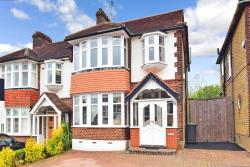 Semi Detached House For Sale Essex  Essex IG9