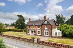 Detached House For Sale Nr. Tarporley  Cheshire CW6