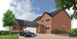 Detached House For Sale Alpraham Tarporley Cheshire CW6